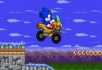 Sonic Quatro Jeu