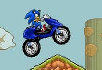 Sonic Speed Race Jeu