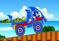 Sonic Truck Jeu