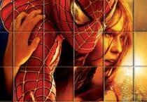Spiderman Puzzle Jeu