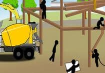 Stickman Death Contruction Jeu