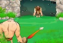 Stone Age Penalty Jeu