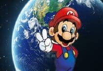 Super Mario Outworld Jeu