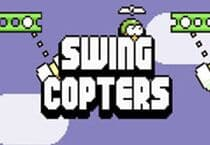 Swing Copters Jeu