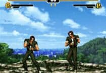 The King of Fighters Jeu