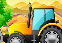 Tractor Parking Game Jeu