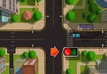 Traffic Frenzy Austin Jeu