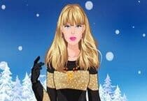 Barbie Winter Fashion Jeu