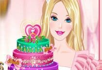 Barbies Diamond Cake Jeu