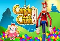 Candy Crush Saga Jeu