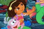 Dora the Mermaid HG Jeu