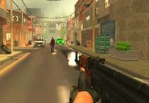 Armed Forces VS Gangs Jeu