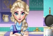 Elsa: Real Cooking