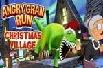 Angry Gran Run: Christmas Village Jeu