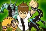 Ben 10 Crazy Motorcycle Jeu