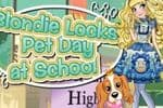 Blondie Lockes Pet Day at School Jeu