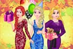 Frosty Princess Party Surprise Jeu