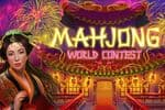 Mahjong World Contest Jeu