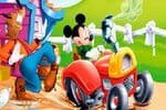 Mickey Mouse Lettres Cachées Jeu
