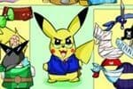 Pikachu Dress Up Jeu