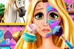 Rapunzel Total Makeover Jeu