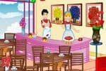 Restaurant Decorating Jeu