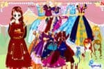 Shiney Princess Dress Up 3 Jeu