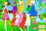 Shiney Princess Dress up 4 Jeu
