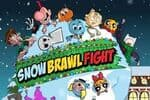 Snow Brawl Fight Jeu