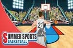 Summer Sports: Basketball Jeu
