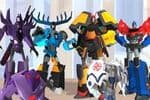 Transformers Faction Face-Off Jeu
